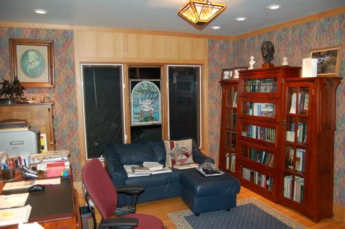 Bob's Jefferson Office