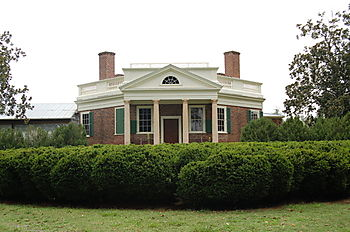 Poplar Forest-front