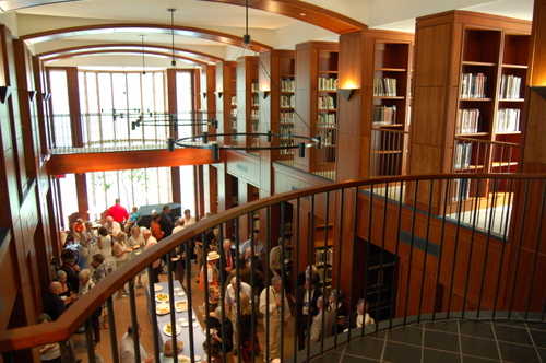 Library- After-hours Reception