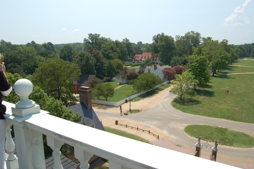 View from Cupola (Private Tour)