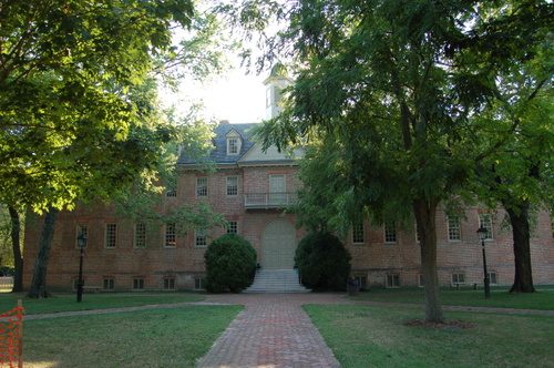 College of William and Mary Attended by TJ
